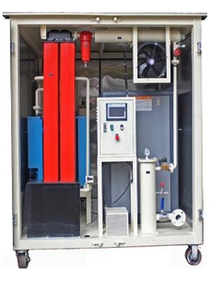 Dry Air Generator for Transformer Maintenance
